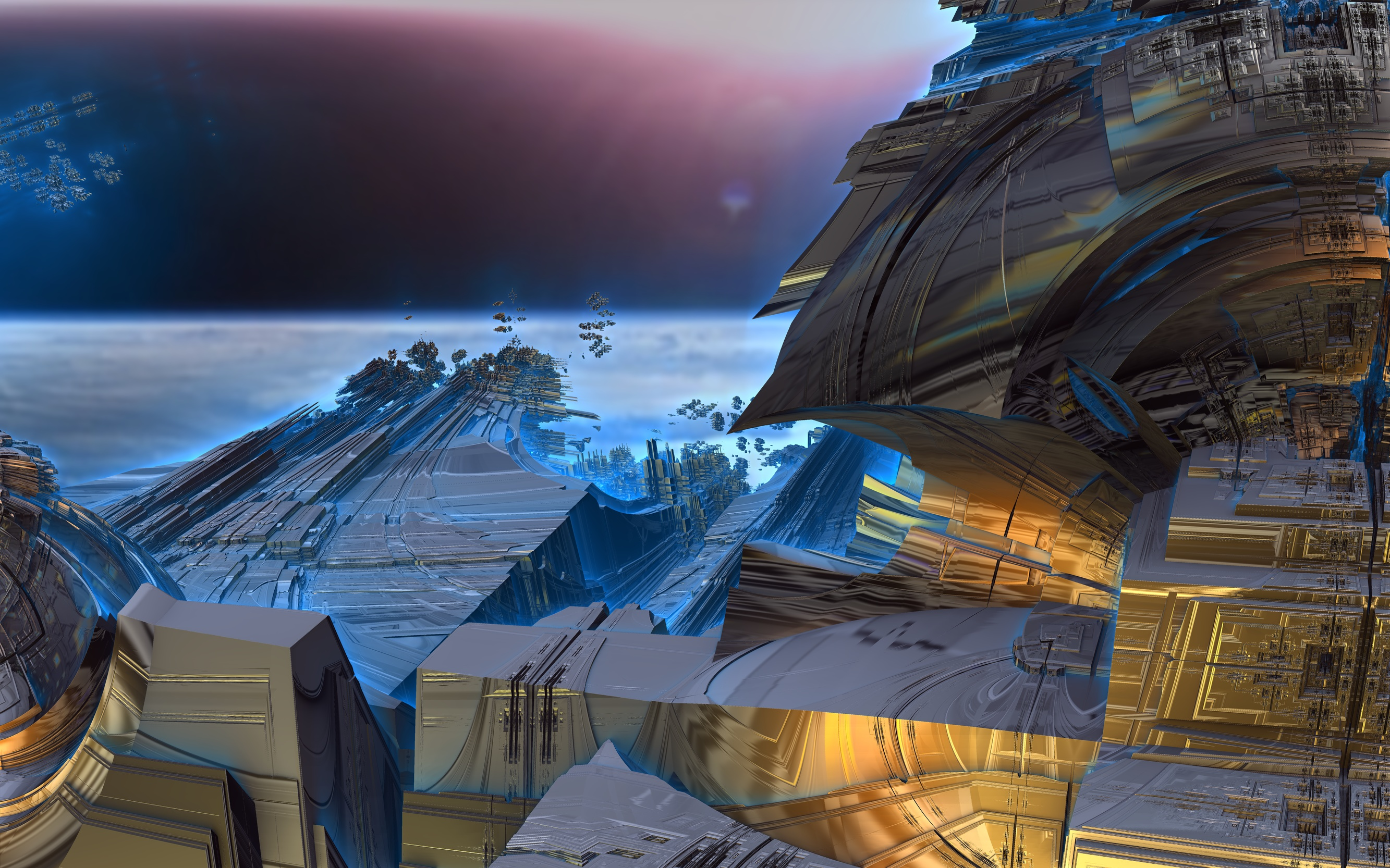 TEASERS 4 - The Metal City by Topas2012