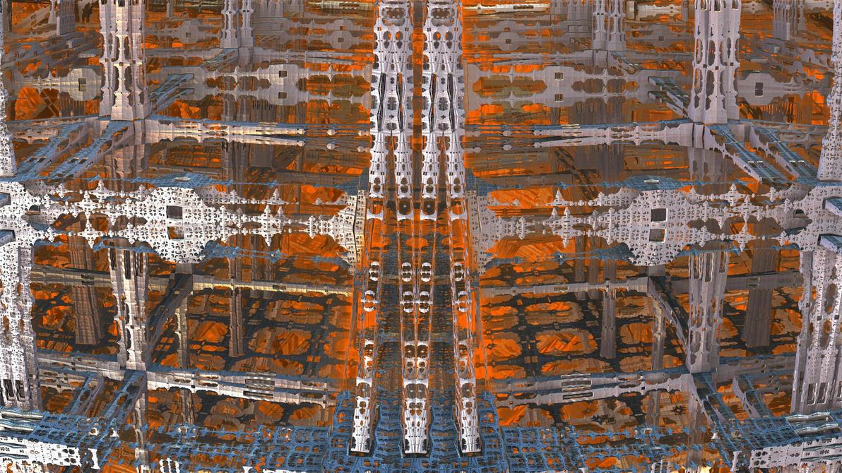 Alien Facility by Topas2012