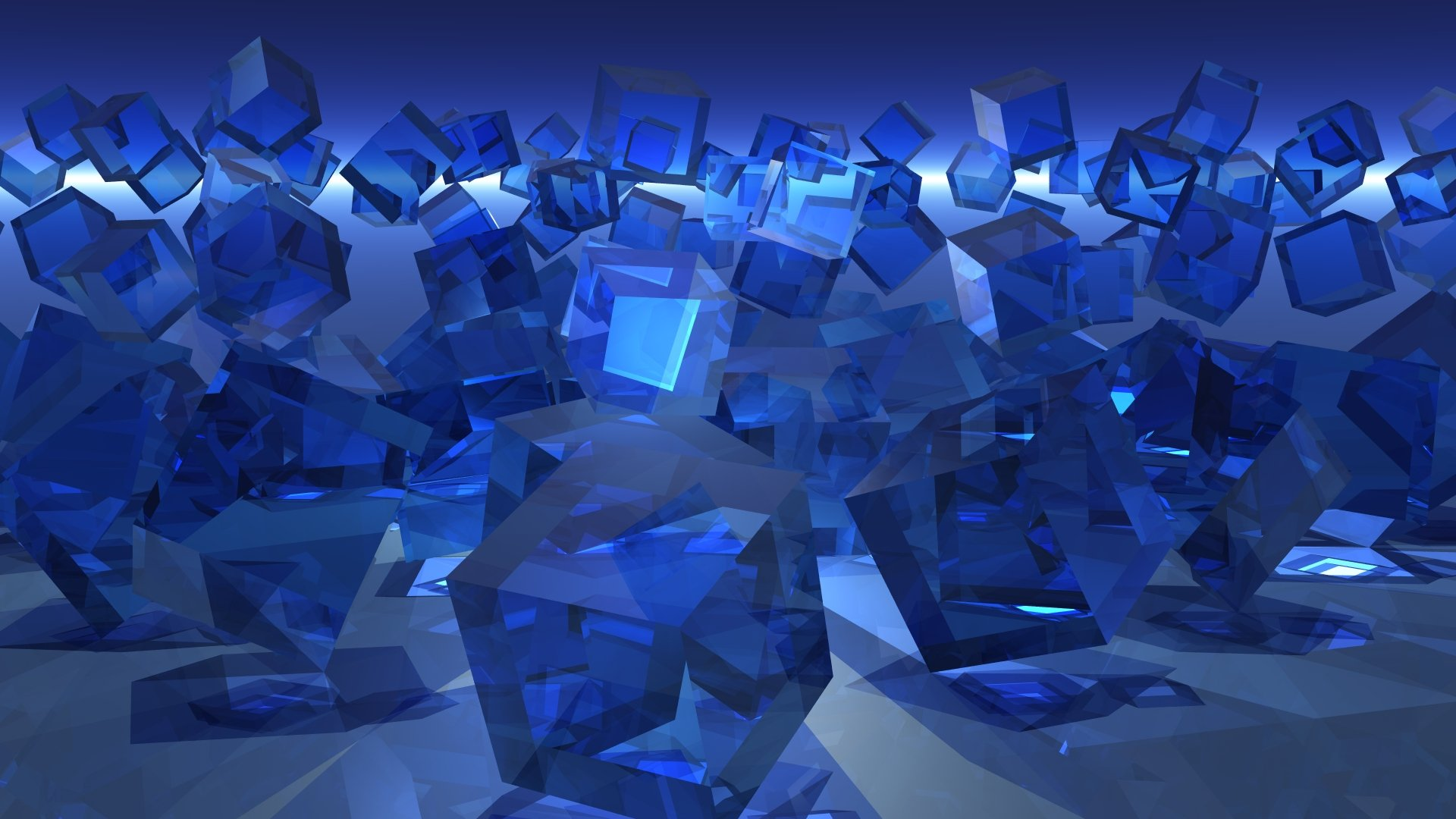 Cubes by Topas2012