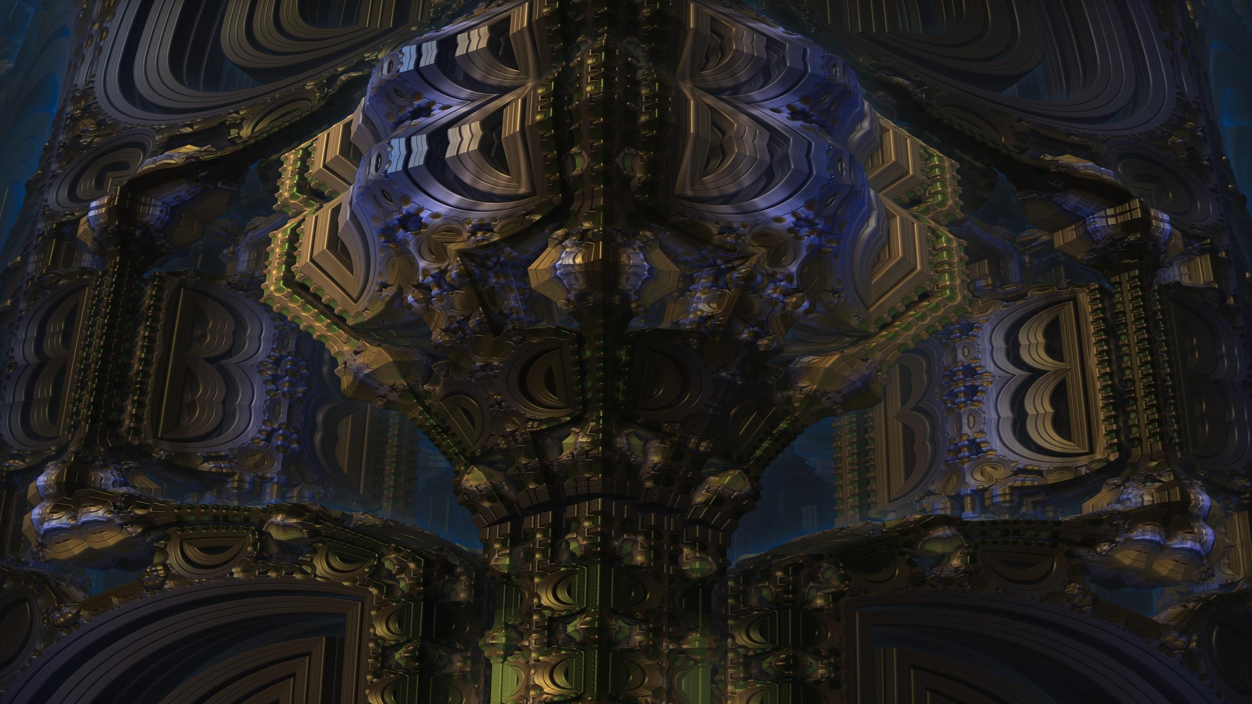 Fractal Castle by Topas2012