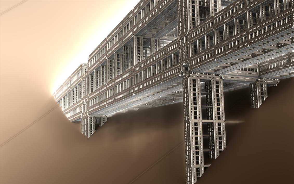 The Bridge to Nowhere by Topas2012