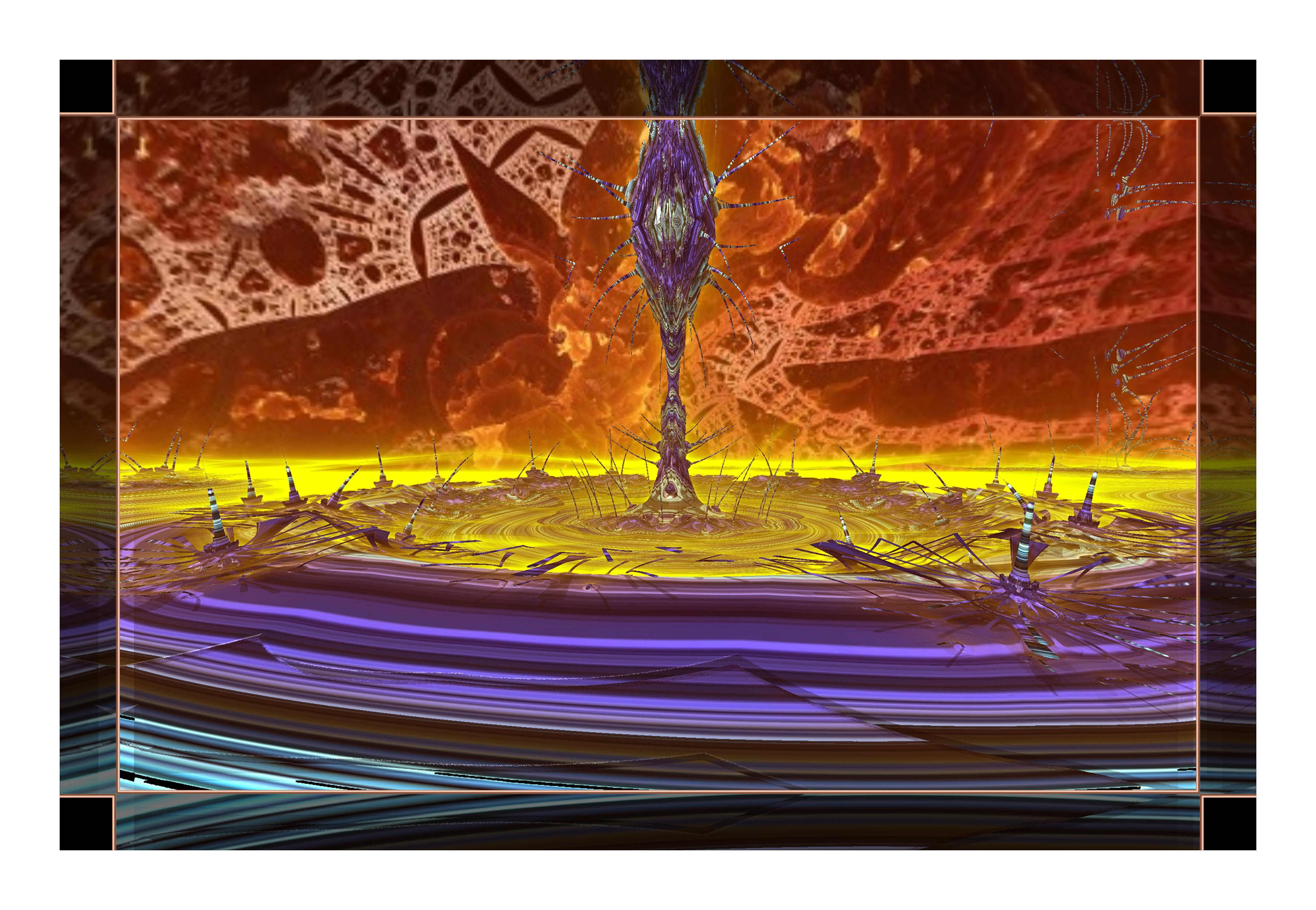 Mandelbulber  vr3 by Topas2012