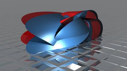 Blurred Reflex by Topas2012