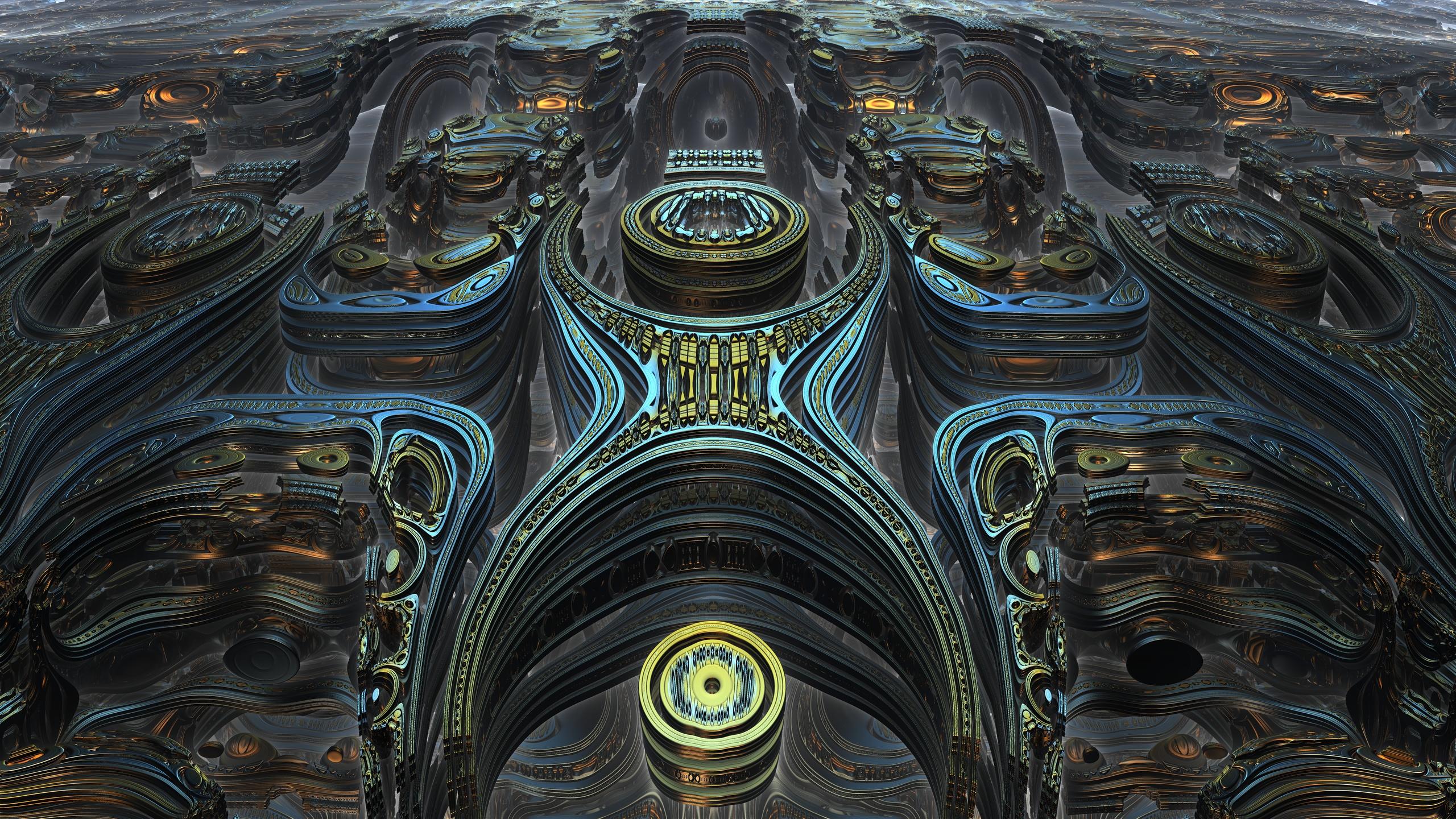 METAlien CITY by Topas2012