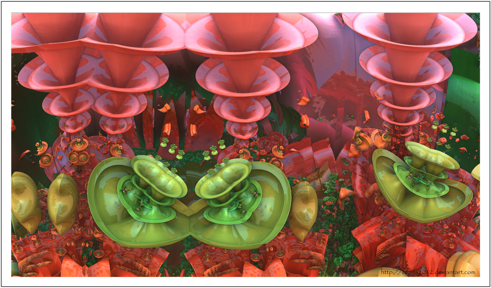 Garden Mb3d by Topas2012