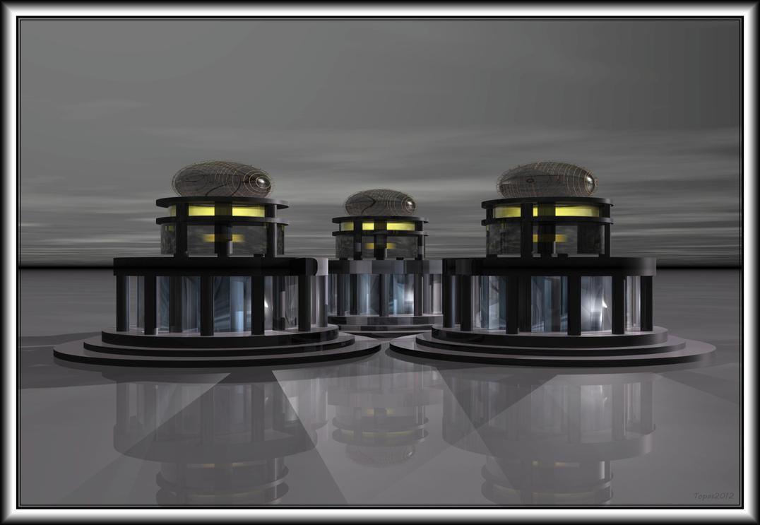 BRYCE7 3D FAROL2 by Topas2012