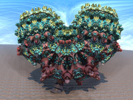 HEART FORMATION by Topas2012