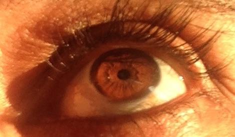My eye by Topas2012