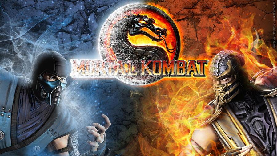 Mortal Kombat by ramiromodica