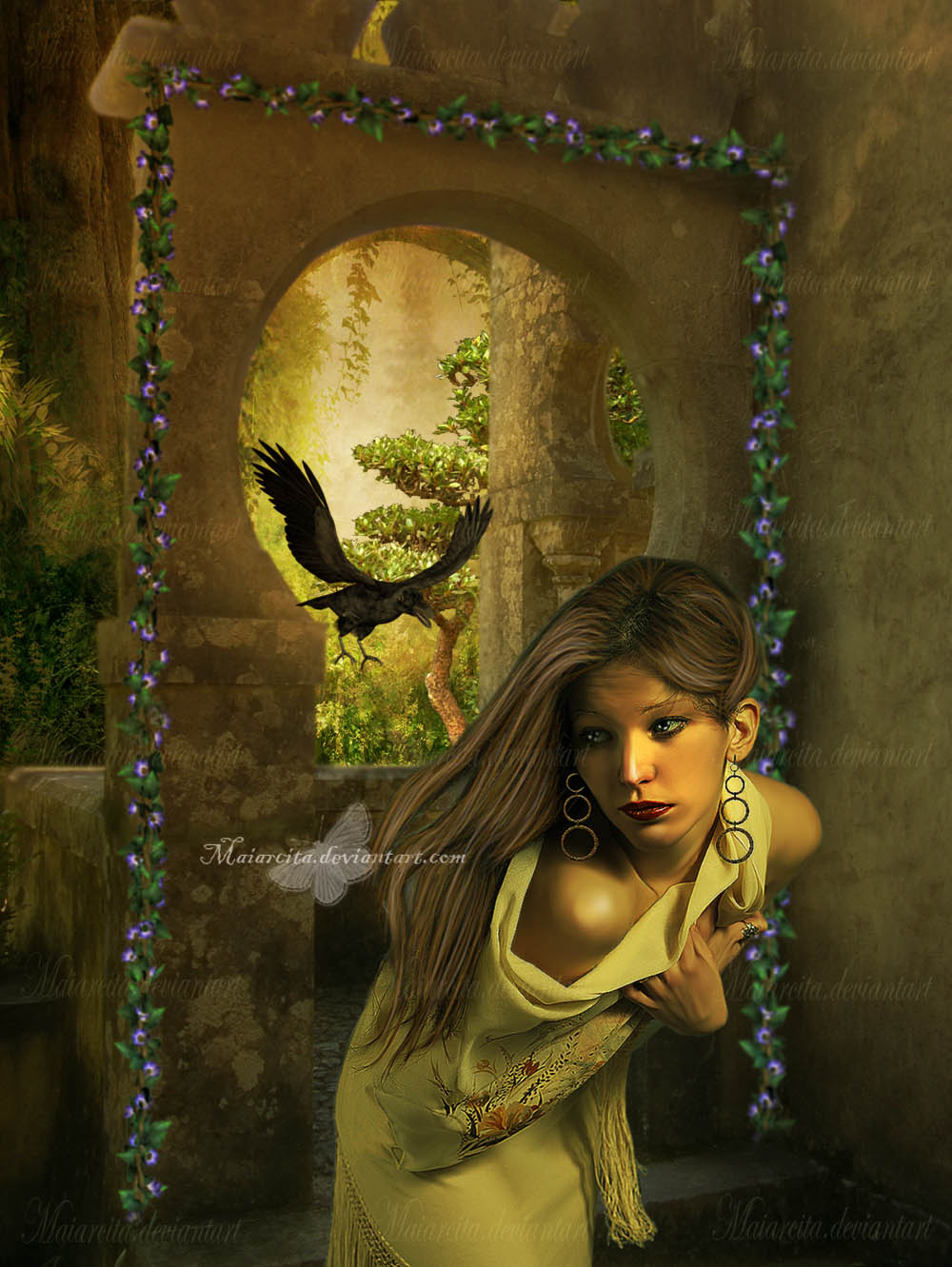 Escape by maiarcita