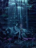 Secret Waterfall by maiarcita