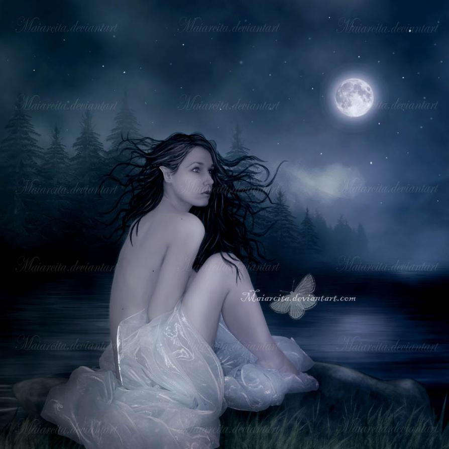 Awakening Of The Elves by maiarcita