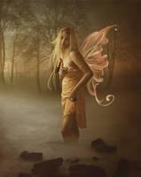 A Sad Fairy by maiarcita