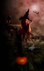 Lady Halloween by maiarcita