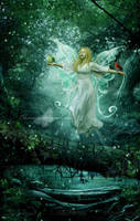 Fairy Light by maiarcita