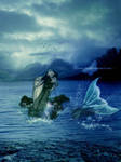 Mermaid Trapped