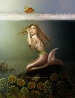 Underwater Siren by maiarcita