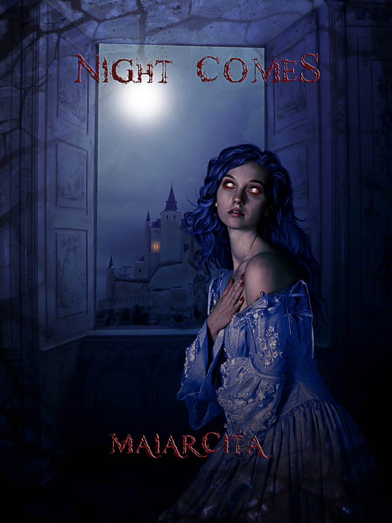 Night Comes by maiarcita
