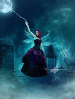 El Hada de la Luna by maiarcita
