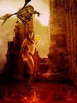 Dragon's Sorceress