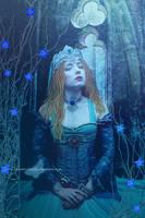 Blue Winter by maiarcita