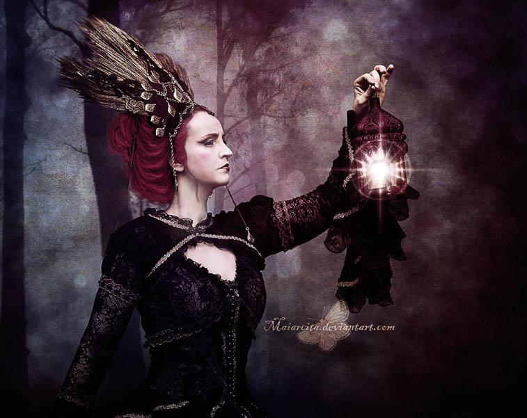 The Lantern by maiarcita