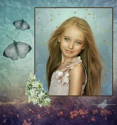 Portrait by maiarcita