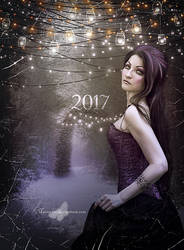 Happy 2017 by maiarcita