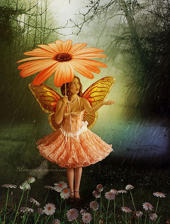 Rainy Day by maiarcita