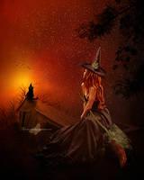 Noche de Brujas by maiarcita