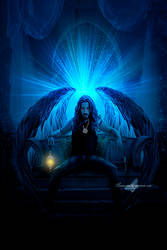 Angel of Darkness by maiarcita