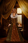 XVII Century Dress In The Spanish Court by maiarcita
