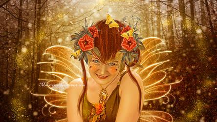Blushing Fairy