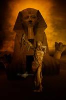 The Awakening Of The Mummy by maiarcita