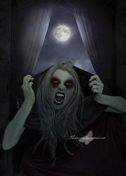 Yes, I'm A Vampire