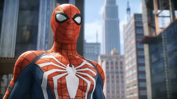 Spider-Man (PS4) # 1