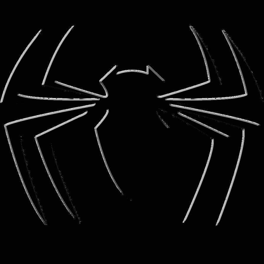 Spider Chest logo - Marvel Spider-Man PS4 by LaxXter