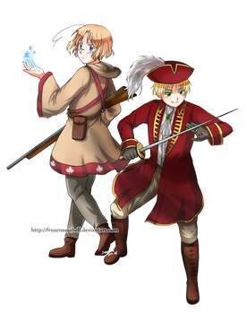 APH RPG-Magician and Swordsman