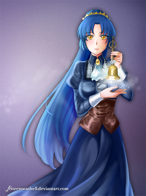 Eleanor by FrozenSeashell