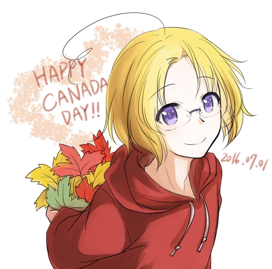 Happy Canada Day 2016!! by FrozenSeashell