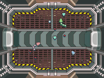 BattleBlast Elevator Level by PhilllChabbb