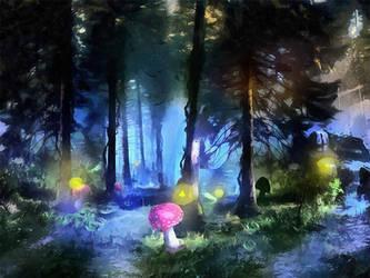 Game Background by PhilllChabbb