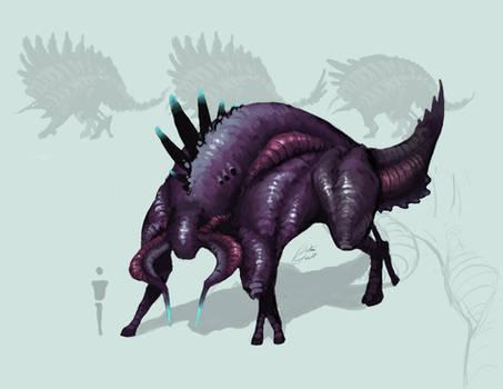 Boserix Sanguindae (Blood Bull)