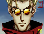 vash the stampede colored
