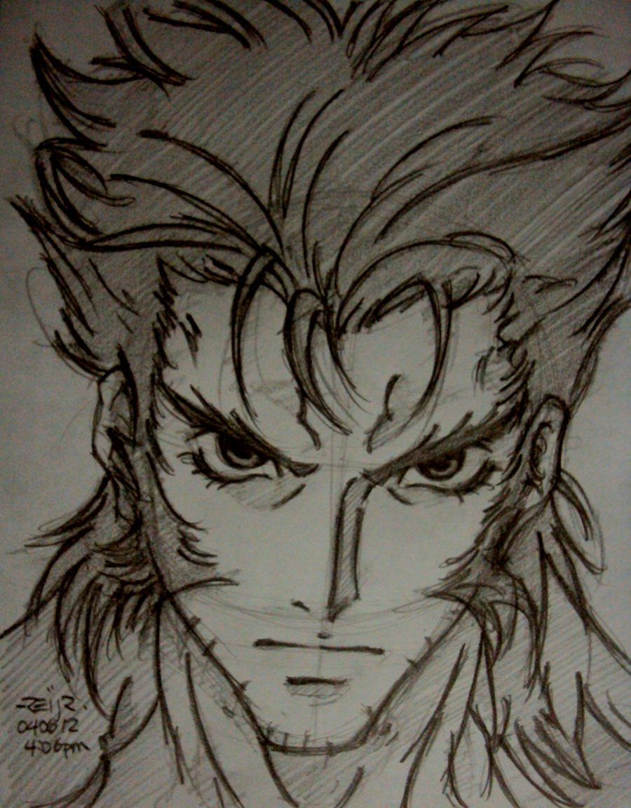 wolverine: logan by reijr