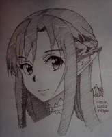 alfheim online asuna by reijr
