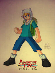 adventure time: finn by reijr