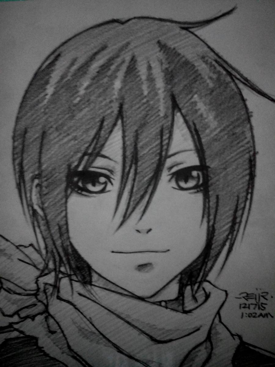 Noragami Yato By Reijr