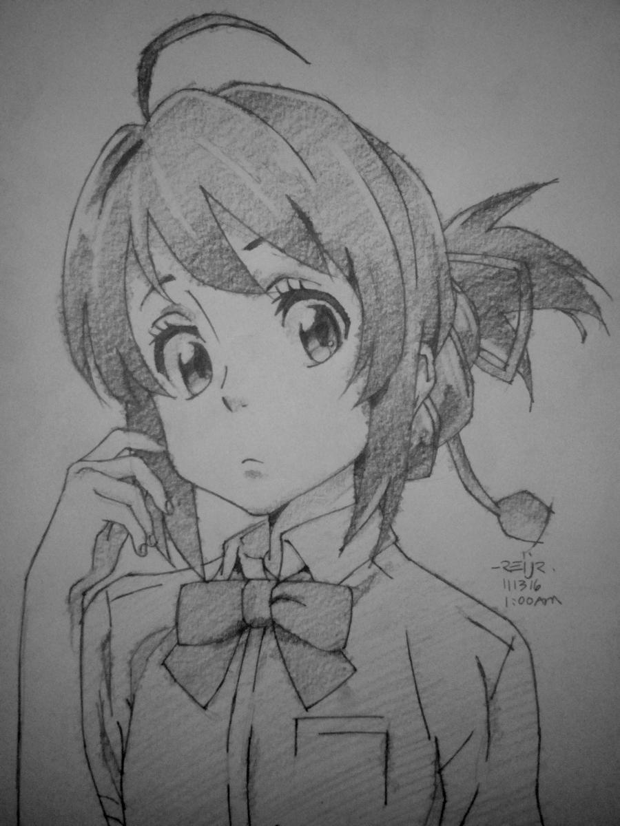 Miyamizu Mitsuha By Reijr On DeviantArt