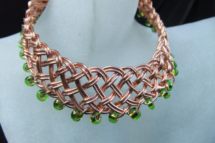 Celtic Copper Braid 2 by SRTolton